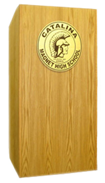 ps_2000_traditional_style_lectern_podium_natural _oak_with_plaque