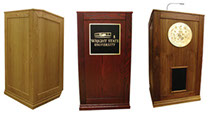 Pro-Series 2200 Traditional Style Lecterns or Podiums